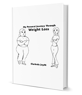 my personal journey through weight loss cover